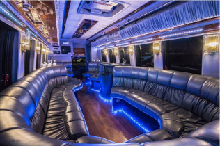 party bus st petersburg and tampa, fl