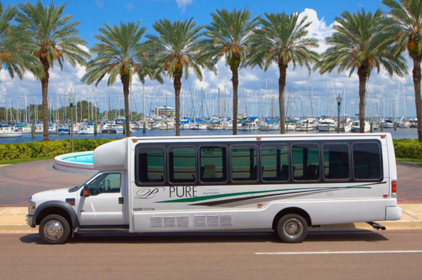 limousine services Tampa, FL and St Petersburg, FL