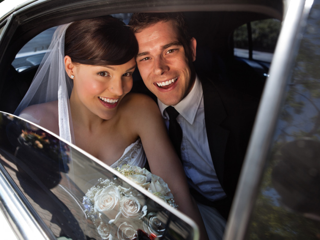 Ride in Luxury on Your Special Day
